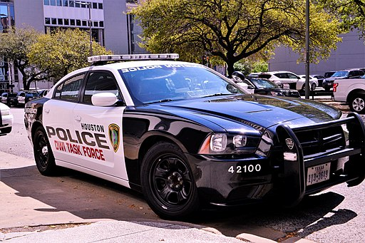 DWI Task Force Police Car